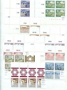 Austria Special Book Lots Of Definitives With Decorative Boxes, Sheetlets Etc