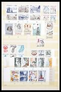 Lot 30325 Collection Stamps Of Sweden 1855-1984.