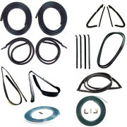 Precision Weatherstripping Weatherstrip Seal Kit For Chevrolet C10 W/trim Groove