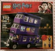 Lego Harry Potter The Knight Bus 4866 Retired