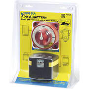 Blue Sea 7650 Add-a-battery Kit 120a Battery Switch Automatic Charging Relay