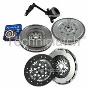 Clutch Kit And Sachs Dmf With Csc For Renault Megane Sport Tourer Estate 1.9 Dci