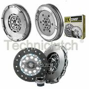 Nationwide 3 Part Clutch Kit And Luk Dmf For Bmw 3 Series Estate 330d