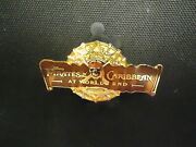 Disney Shopping.com Pirates Of The Caribbean At Worldand039s End Medallion Pin Le 250