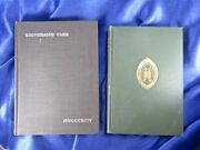2 1894 And 1903 University Club Of Philadelphia Officers Members By-laws Rules