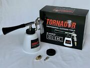 Tornador Black Z-020 Liquid Air Cleaning Tool For Auto Detailing Free Shipping
