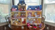 Fisher Price Sweet Sounds Interactive Talking Dollhouse Accessories