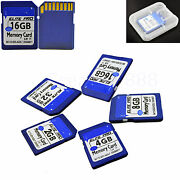 2gb 8gb 32gb 16gb Sd Sdhc Secure Digital Memory Card For Canon Camera Pc Tablet