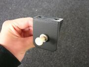 Ivory Pull Switch Foglight Lamp Horn Vintage Classic Car Accessory Dash Holder