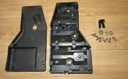 55-65 Hp Suzuki Outboard Electrical Parts Holder And Cover W/ Hardware 1985-1987