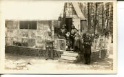 C.1915 Governor M. Frances Of Penobscot American Indian Real Photo Post Card