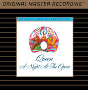 A Night At The Opera [mobile Fidelity] By Queen Cd Oct-1992 Mobile...
