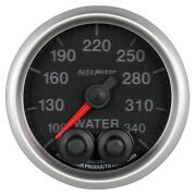 Autometer 5655-05702 Nascar Elite Water Temperature Gauge