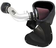 Kandn Filters 69-3526tp Typhoon Cold Air Induction Kit Fits 10 Mustang