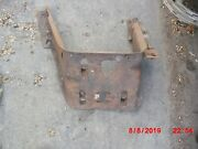 1972 Torino One Year Only Used Driverand039s Side Front Bumper Bracket-d20z-17767-b
