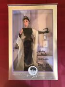 Audrey Hepburn Breakfast At And039s Set Of 3 Barbie Doll Mip