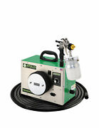 Apollo Precision-5 Pro Hvlp Turbospray System W/ 7700qt Spray Gun And 32and039 Air Hose
