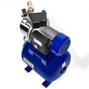 1.5 Hp Shallow Well Garden Pump 1215gph With Booster System And Pressure Tank