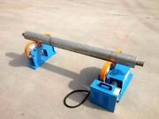 Heavy Duty Turning Driver Pipe Tube Welding Linkage Rotary Roller Positioner