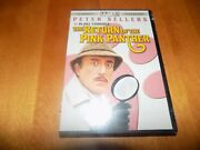 The Return Of The Pink Panther Blake Edwards Peter Sellers Comedy Dvd Sealed New