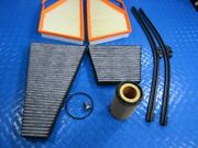 Bentley Gt Gtc Flying Spur Engine Oil Air Cabin Filters Wiper Blades 6714