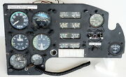 Piper Pa23-250 Aztec Co-pilot Instrument Panel With Instruments Vh-pfd Aircraft