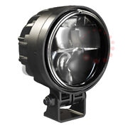 Led Motorcycle Headlamp 100mm Diameter High And Low Beam With Side Parking Light