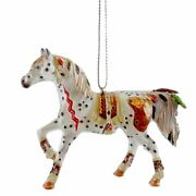 Trail Of The Painted Ponies Ornament -copper Enchantment- New