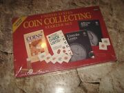 Vintage Us United States Coin Collecting Starter Set 1992 By Whitman Sealed New