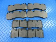 Aston Martin Rapide Front And Rear Brake Pads Topeuro 6939