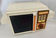 1981 Vintage Betty Crocker Kenner Easy Bake Mini-wave Oven Mint Condition W/box