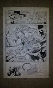 Bloodstrike 7 Pg 3 All Chapel 1/2 Splash Page - Classic Very Early Image Comic
