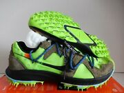 Nike Zoom Terra Kiger 5 / Ow Off White Electric Green Sz 11.5 [cd8179-300]