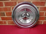 59 Olds Oldsmobile Nos Gm Spinner Hubcap Pt 577039