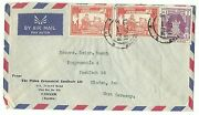 Burma Airmail Cover To Germany 1961