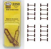 Kadee Ho Scale Freight Car Side Grab Irons 16 X Package 2250 - 2251 New