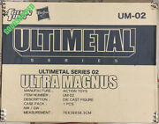 Ready Action Toys Ultimetal Um-02 Transformers Ultra Magnus Diecast New Misb