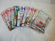 Homes And And Antiques Range Of Issues Year 2012