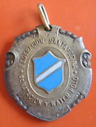 Argentina - Swimming And Water Polo Federation Of Santa Fe 1936, 900 Silver Medal