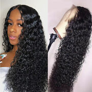 Pre Plucked Natural Lace Front Wig Best Cheapest Indian Virgin Human Hair Wigs S
