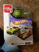 Hot Wheels Apptivity Power Rev Vehicle Pack Race And Play On Ipad New In Package