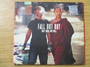 South East Asia Press -fall Out Boy -save Rock And Roll Cd -2013 Rare Crush