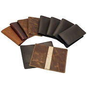 Leather Field Note Journal Covers Pack Of 10