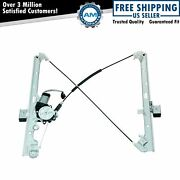 Front Left Power Window Regulator W/ Motor Driver Side Lh For Chevrolet Gmc And