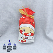 40 Off-drawstring Christmas Gift Bags【recommend Buy 100pcs】