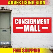 Consignment Mall Advertising