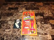 Robin Williams Signed Mork And Mindy Doll Toy Action Figure Mattel Comedian + Coa