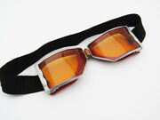 Vintage 30and039s 40and039s Goggles Motorcycle Car Motoring Driving Rider Classic Racer