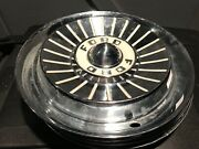 1957 Ford Full Wheel Covers Set Of 4 14 Inch Good Used