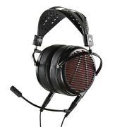 Audeze Lcd-gx Audiophile Over-ear Gaming Headset Red/black